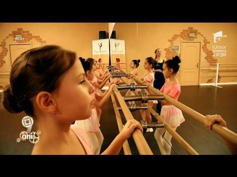 Beneficiile baletului pentru copilul tău