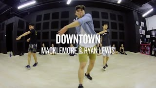 Downtown (Macklemore & Ryan Lewis) | Edmund Choreography