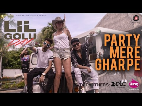 Party Mere Ghar Pe Lyrics - Lil Golu | Dr. Love | Artist Immense