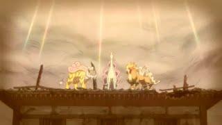 Legendary Pokemon {AMV} Legends never Die