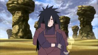 (NARUTO AMV) Madara Uchiha joins the Battle - Fuel by Metallica (live Through the Never) AMV