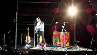 See you soon - Coldplay AHFODTour Bogotá