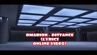 Omarion Distance Lyrics Online Video2