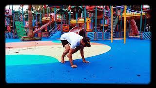 Strength exercise [Hands power, Hand balance, Core strength]