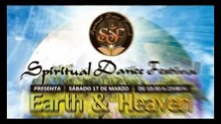 Presentación Spiritual Dance Festival - Earth & Heaven - 17 de Marzo 2012 - Barcelona