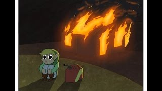(Zelda Comic Dub) Kill it with Fire- #Month of Link!