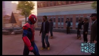 Spider-Man PS4: Wrap Party Side Mission- Silver Lining DLC