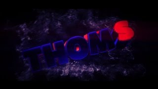 [SYNC] Intro: ThomS // by GmP // BLENDER+AE [HD+] // 12 Likes ?