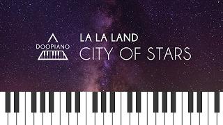[La La Land] City of Stars Piano Cover