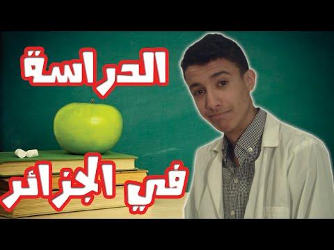 الدراسة والتعليم في الجزائر، مشاركة محمد امين سليماني  في مسابقة اليوتيوبرز