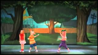 Disney's Phineas and Ferb - The Best LIVE Tour Ever!.flv