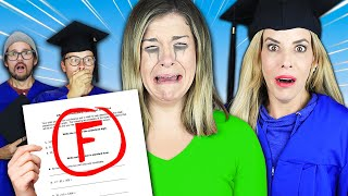 MADDIE CAN'T GRADUATE - Face Reveal of Double Agent at Graduation