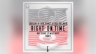 Skrillex, 12th Planet & Kill The Noise - Right On Time (not sorry & Wild Boyz! Remix)