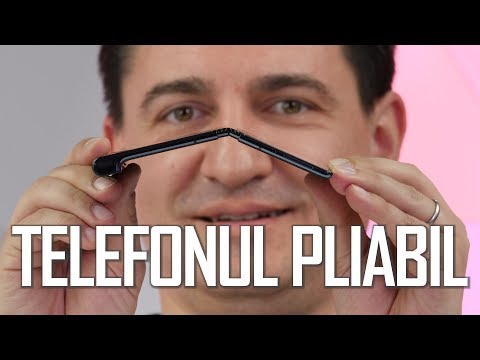 TELEFONUL PLIABIL! - HUAWEI MATE X