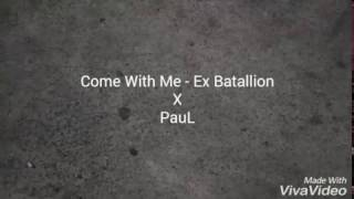 Come With Me Dance Craze - Ex Battalion ft. Bosx1ne, Flow-G, King Badger & Jroa | JohnPaul Monteroso