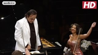 Khatia Buniatishvili - Piano Concerto No. 2 - Liszt
