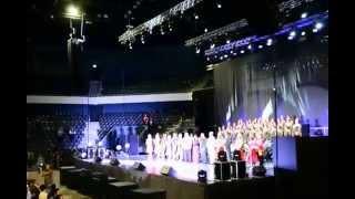 Red Army Choir - Katyusha (live in Cluj 2015)