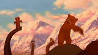 I'm on my way (german) Brother Bear