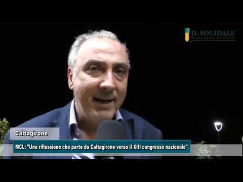 Video: Caltagirone, MCL Una riflessione che parte da Caltagirone verso il XIII congresso nazionale