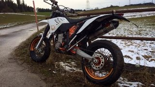 RD's Ktm Exc 450 | RD Riding | Epic Supermoto !