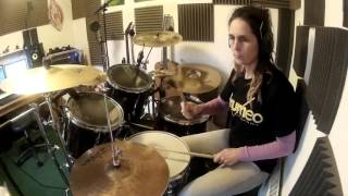 For The Damaged Coda - Blonde Redhead drum cover