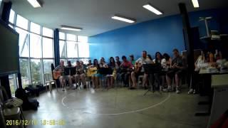 EMIA Santo André - Violão Encerramento 2016 - Let It Be