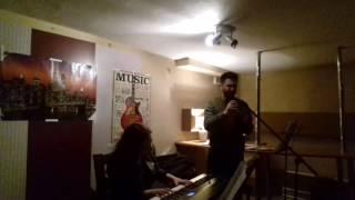 Jamie Cullum - Don't Stop the Music (cover) Izabela Strychalska & Jakub Piekarski