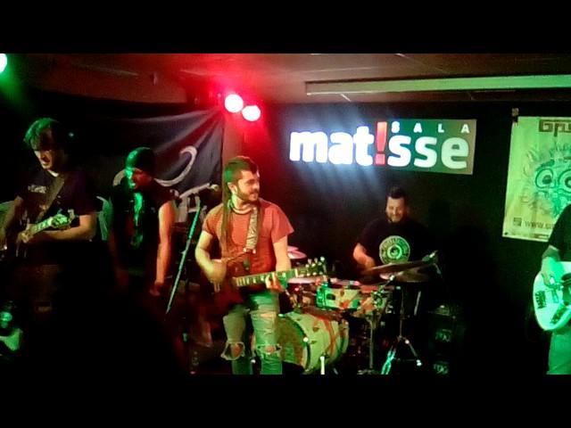 Vídeo de un concierto en la sala Matisse.