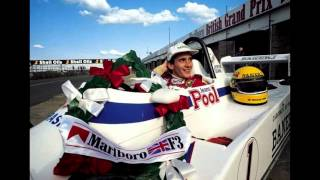 Tributo Senna