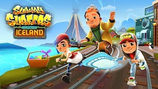 🇮🇸 Subway Surfers World Tour 2018 - Iceland - Easter (Official Trailer)