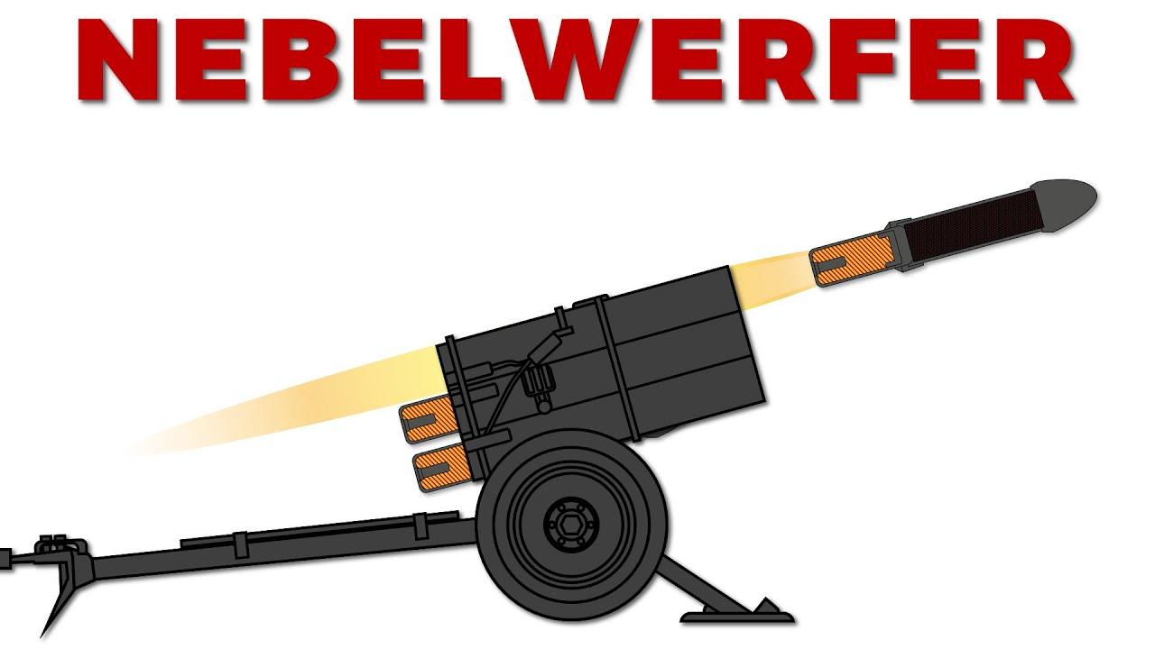 Nebelwerfer - German Rocket Artillery from World War 2