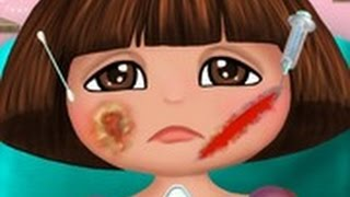 Dora The Explorer Online Games Dora The Explorer Surgery Operating Games