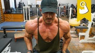 Komplettes Schulter Workout (Aufbau)