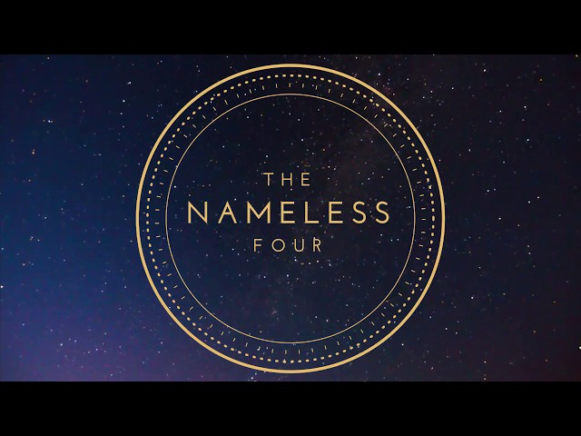 The Nameless Four - There was a man