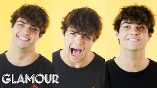 Noah Centineo Acts Out 19 Emotions   Glamour