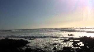 Waves crashing - Asilomar, Monterey