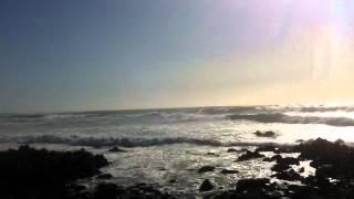 Waves crashing - Asilomar, Monterey