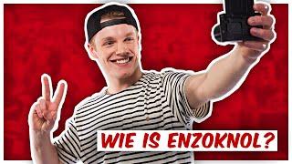 Wie is Enzo Knol?