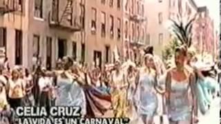 Celia Cruz   La Vida Es Un Carnaval   Video Original