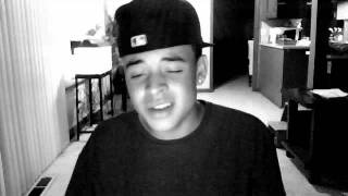With You - Chris Brown Cover - Ebon Lurks