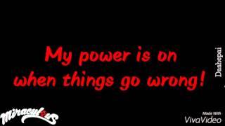 Miraculous Ladybug - Extended English Theme [Lyrics]