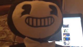 Five nights at bendy and the ink machine all jumpscares