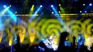 Moby Honey _live@NUKE Festival2009