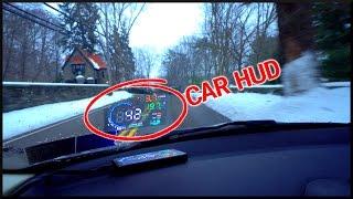 Futuristic Car Heads-Up Display!?