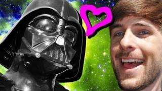 VADER AND ME!