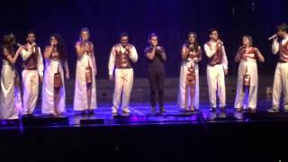 """Andre-Vocal LIvre """"GLORIA IN EXCELSIS DEO"""""""