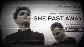 SHE PAST AWAY EN ARGENTINA BANDA INVITADA EMMA KILL
