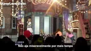 Lee Hi 1,2,3,4 (Legendado PT-BR) Live