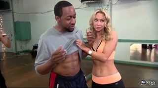 Jaleel White Interview: Discusses Kym Johnson Fight, Tabloid's Abuse Allegation and His Abs