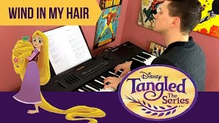 """""""Wind In My Hair"""" - Tangled: Before Ever After 
